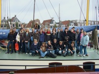 Sailing trip 2007