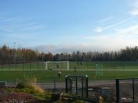 Sportplatz Renoviert