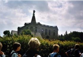 Der Herkules in Kassel Wilhelmshöhe