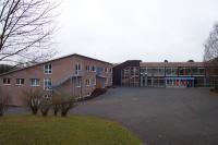 Schulzentrum im November 2003