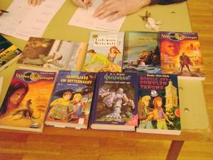 Die Buchpreise für die Gewinner