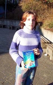 Julia Kaufmann gewinnt