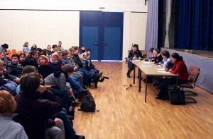 Die Jury und das Publikum