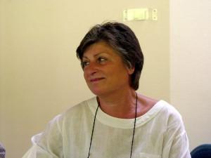 Brigitte Nordalm, das Geburtstagskind.