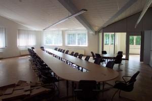 Lehrerzimmer der HS