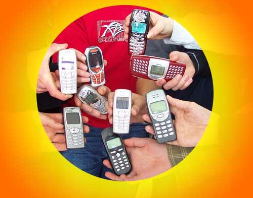 Strahlt dein Handy? Schau nach...