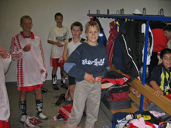 KAS News - 2004 - Landessportfest Fußball