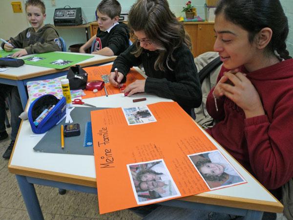 Schüler kennenlernen fragebogen