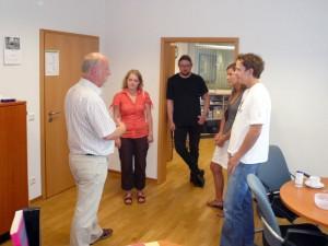 praktikanten2009August